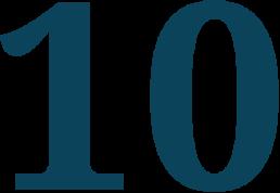 10 en chiffre